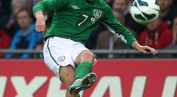 Aiden McGeady expects to get stick when he comes up against Scotland