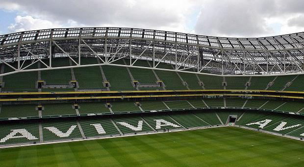 The Republic of Ireland will tackle England in a June 7 friendly at the Aviva Stadium in 2015