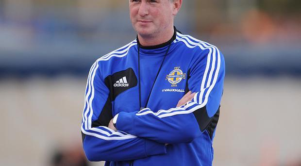 Michael O'Neill's Northern Ireland side are due to visit troubled Valparaiso in June