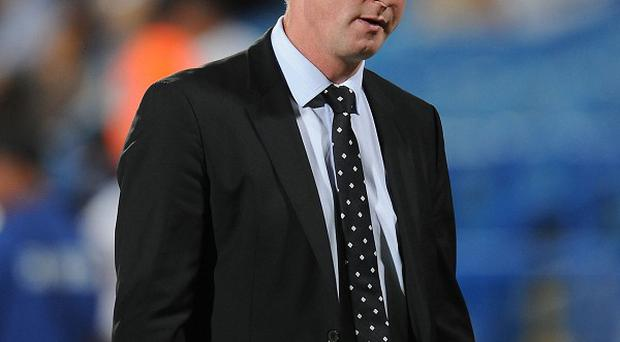 Northern Ireland manager Michael O'Neill, pictured, would have liked his young team to come up against Luis Suarez
