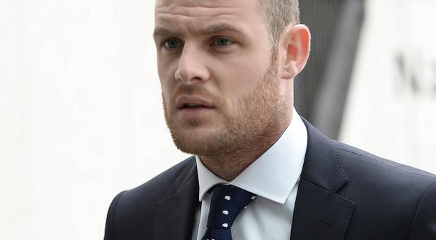 Anthony Stokes was remanded on bail until July 17