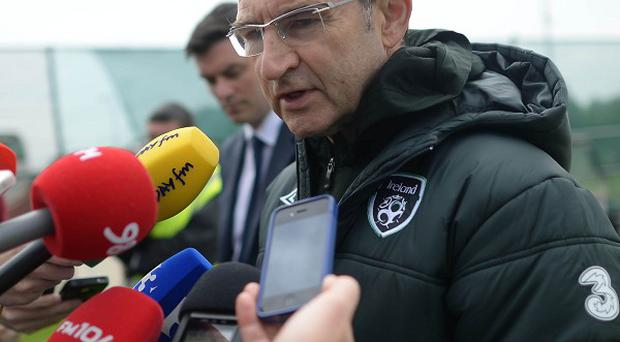 Martin O'Neill wants his side to sharpen up in front of goal