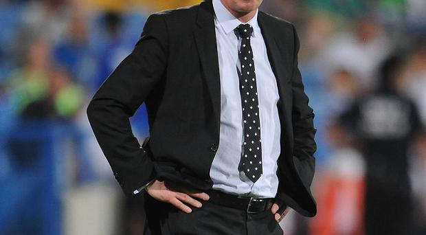 Michael O'Neill has tipped England to beat Uruguay at the World Cup