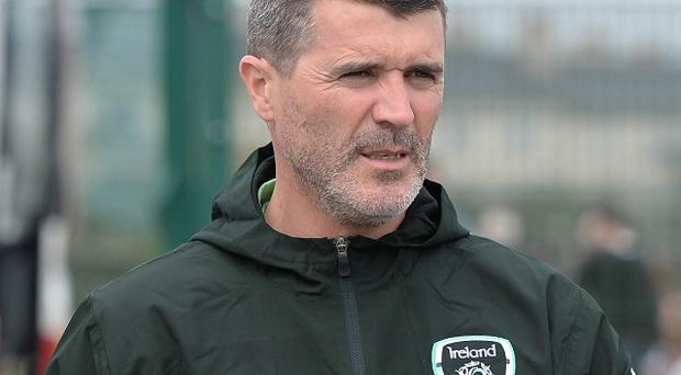 Roy Keane has ruled himself out of the running to replace Neil Lennon at Celtic