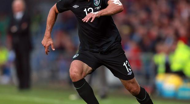 Jon Walters is hoping to complete the journey from hospital bed to a showdown with Portugal