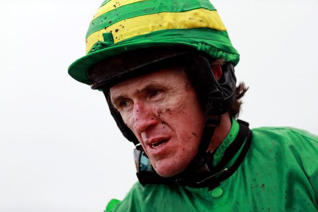 First past post: Tony McCoy is in hunt for winners at Aintree