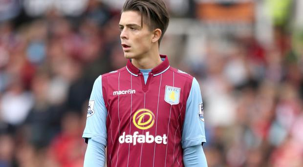 Jack Grealish is yet to decide on his international future
