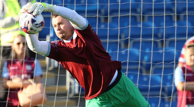 Martin O'Neill is giving no assurances to Shay Given, pictured