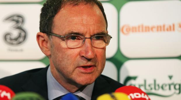 Martin O'Neill has warned his players the heat will be on in more ways than one in Tbilisi