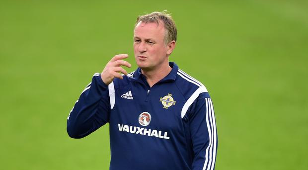 Northern Ireland's next opponents Romania have lost their manager less than a month away from taking on Michael O'Neill's team in Bucharest
