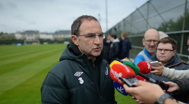 Martin O'Neill, pictured, hailed a 'fantastic' display from winger Aiden McGeady