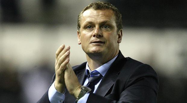 IFA Elite Performance Director Jim Magilton offered evidence at the appeal