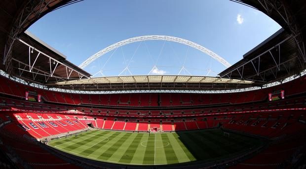 Wembley will host the final and semi-finals of Euro 2020