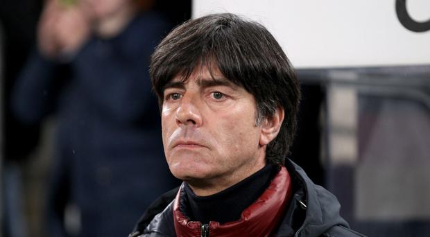Joachim Low has played down Germany's defeat to Poland