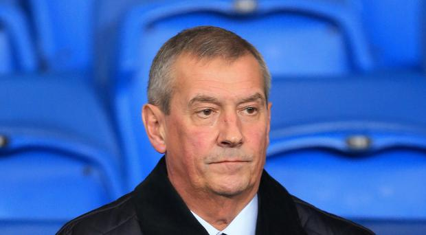 SFA President Campbell Ogilvie has repeated his ticketing stance
