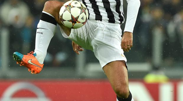 Fine vintage: Andrea Pirlo put Juve on way to victory