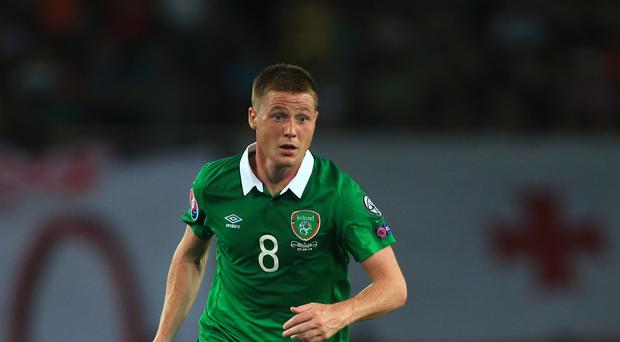 Alex Neil insists former Hamilton team-mate and Republic of Ireland international James McCarthy, pictured, should be shown respect by the Scotland support
