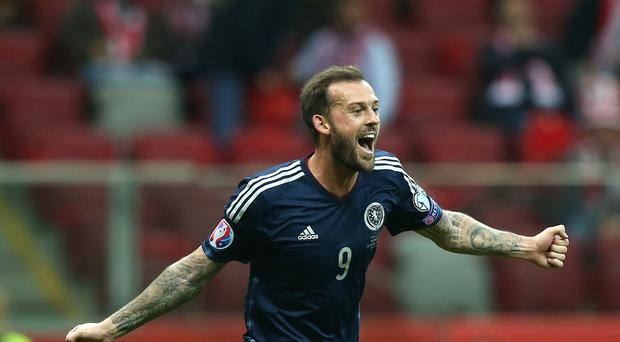 Mick McCarthy believes Steven Fletcher, pictured, is top class