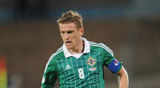 Steven Davis will be a notable absentee for Northern Ireland