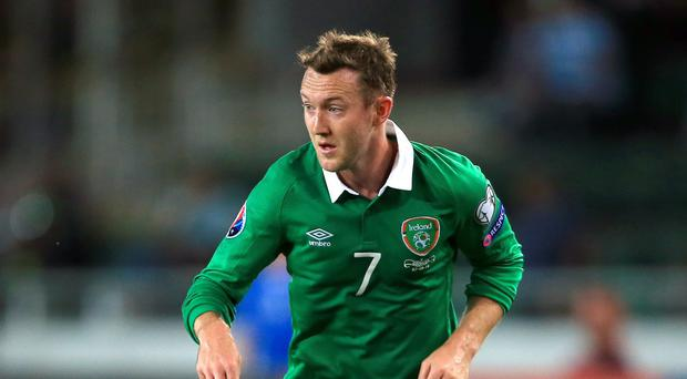 Aiden McGeady has been tipped to handle the boos in Scotland