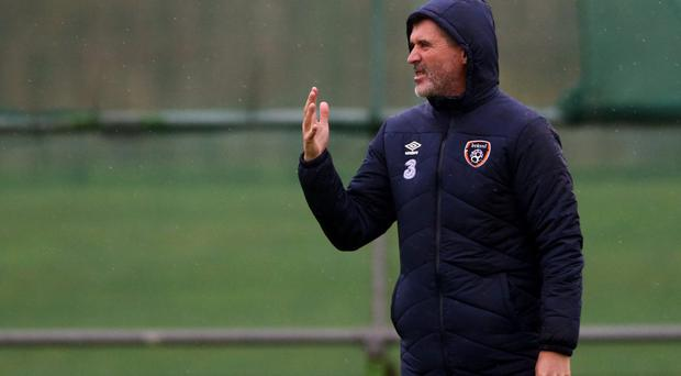 Unwanted problem: Roy Keane was back in the spotlight