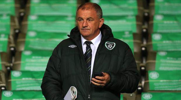 Noel King's Republic of Ireland Under-21 side play friendlies against the United States and Russia on Saturday and Monday