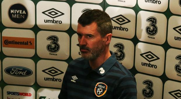Republic of Ireland assistant manager Roy Keane wants talks with Everton