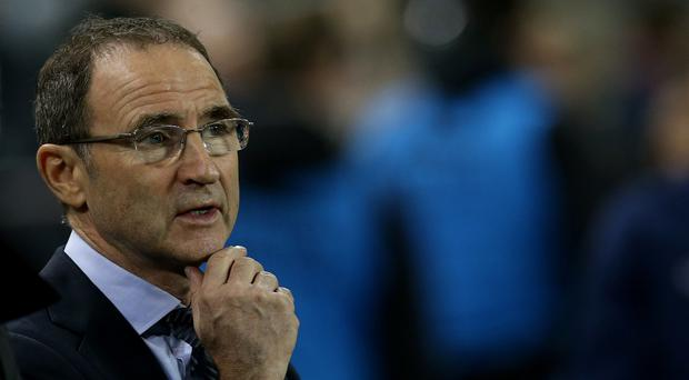 Martin O'Neill is fully focused on his side's next Euro 2016 qualifiers