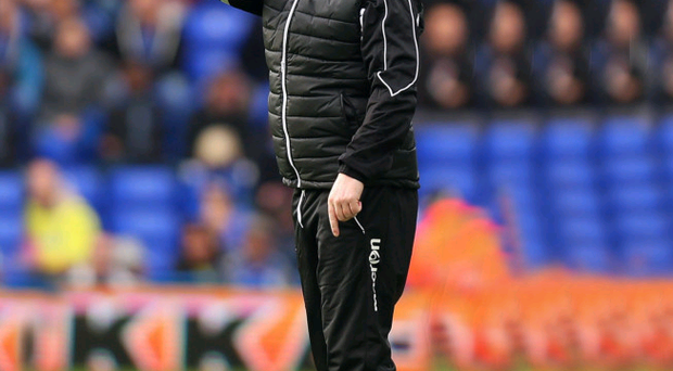 New role: Neil Lennon has won four out of his first six games as Bolton manager