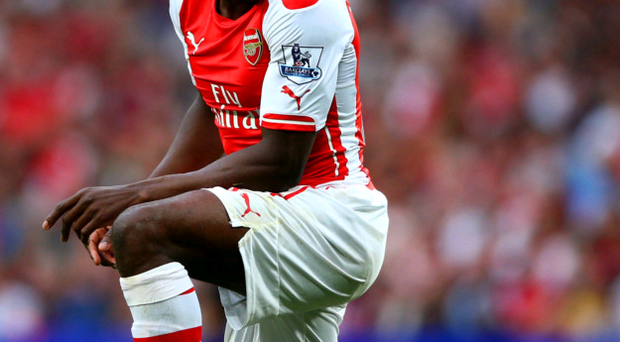 Shooting star: Danny Welbeck's transfer could haunt Man United tonight