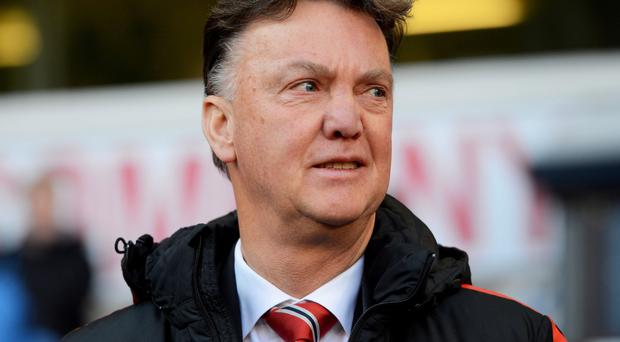 Louis van Gaal's message for the new year has delighted Manchester United supporters