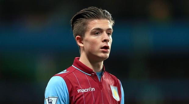 Aston Villa's Jack Grealish has elected to play for the Republic of Ireland