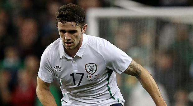 Republic of Ireland winger Robbie Brady is ready to put himself in the firing line in his country's hour of need