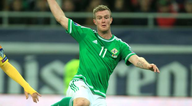 Chris Brunt is set to return for Northern Ireland with vital points at stake this weekend