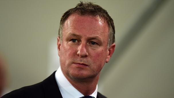 Michael O'Neill's Northern Ireland side have climbed one place to 42nd in the latest FIFA rankings