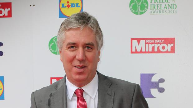 John Delaney came to a settlement with FIFA after the incident in 2009