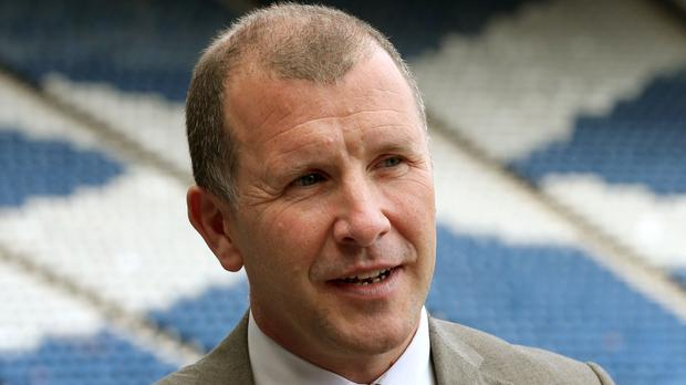 Stewart Regan wants Scotland to remain an independent football nation