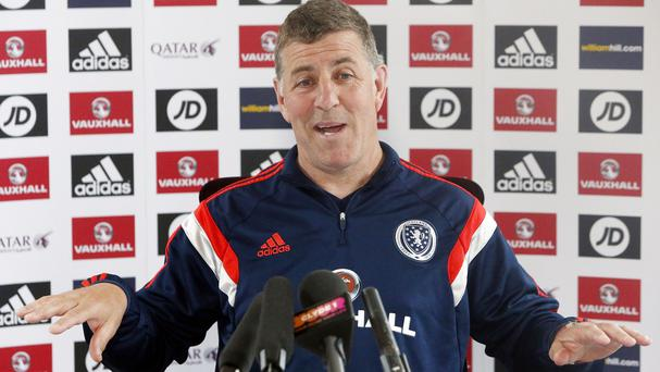 Mark McGhee is happy to add to the big build up for Saturday's game
