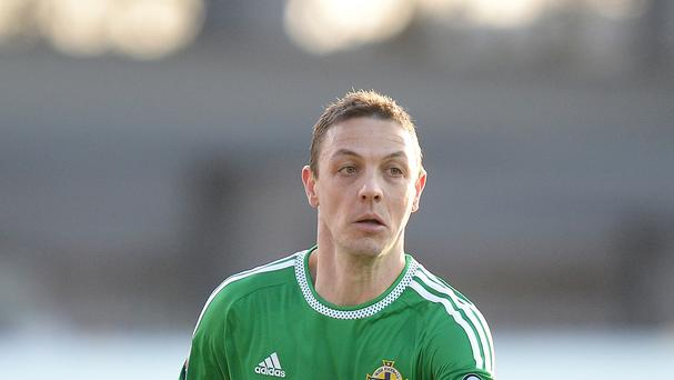 Chris Baird is dreaming about playing for Northern Ireland at Euro 2016