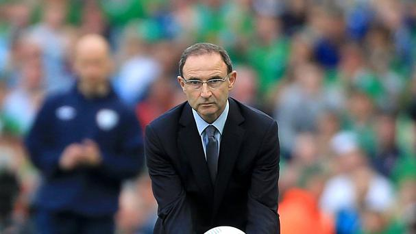 Republic of Ireland manager Martin O'Neill was in defiant mood after seeing his side emerge with only a point from their Euro 2016 qualifying draw with Scotland