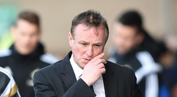 O'Neill's current contract runs to the end of the Euro 2016 group games.