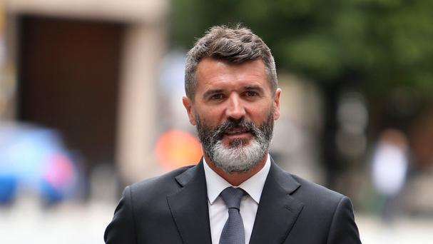 Roy Keane is said to have behaved aggressively towards a cabbie
