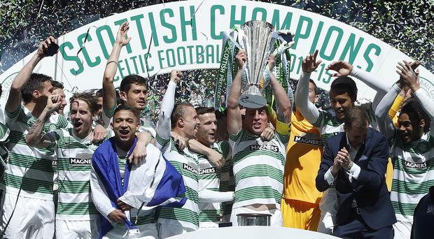 Celtic will head to Iceland in the second qualifying round for the Champions League