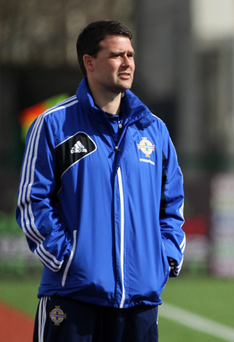 Experience: David Healy has played in previous Milk Cups
