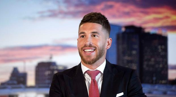 Sergio Ramos has signed a new Real deal