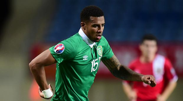 Cyrus Christie was the Republic of Ireland's unlikely goalscoring hero