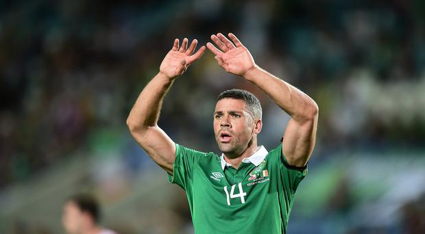 Jonathan Walters knows the Republic are not guaranteed a play-off berth just yet