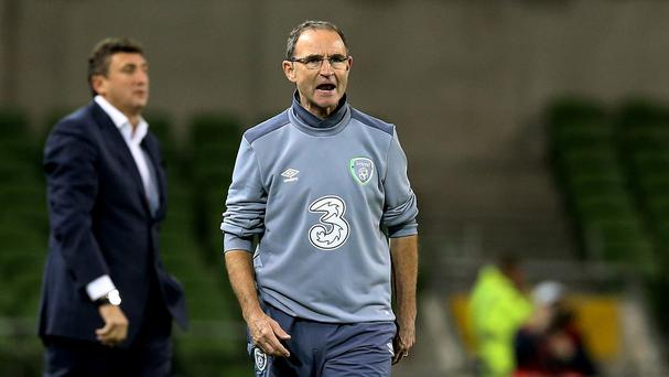 Martin O'Neill's Ireland cemented themselves in third place in Group D with a hard-fought 1-0 victory over Georgia