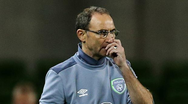 Martin O'Neill believes Republic of Ireland are ready to tackle the world champions