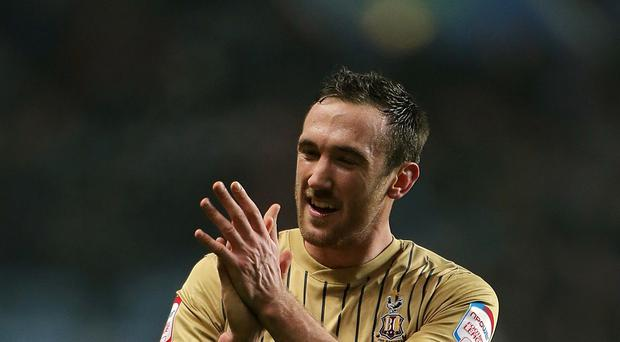 Bradford's Rory McArdle has been added to the Northern Ireland squad